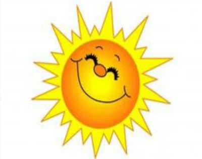 Imagenes De Sol En Dibujos Animados Para Imprimir Dibujo De Sol Imagenes De Soles Emoticonos