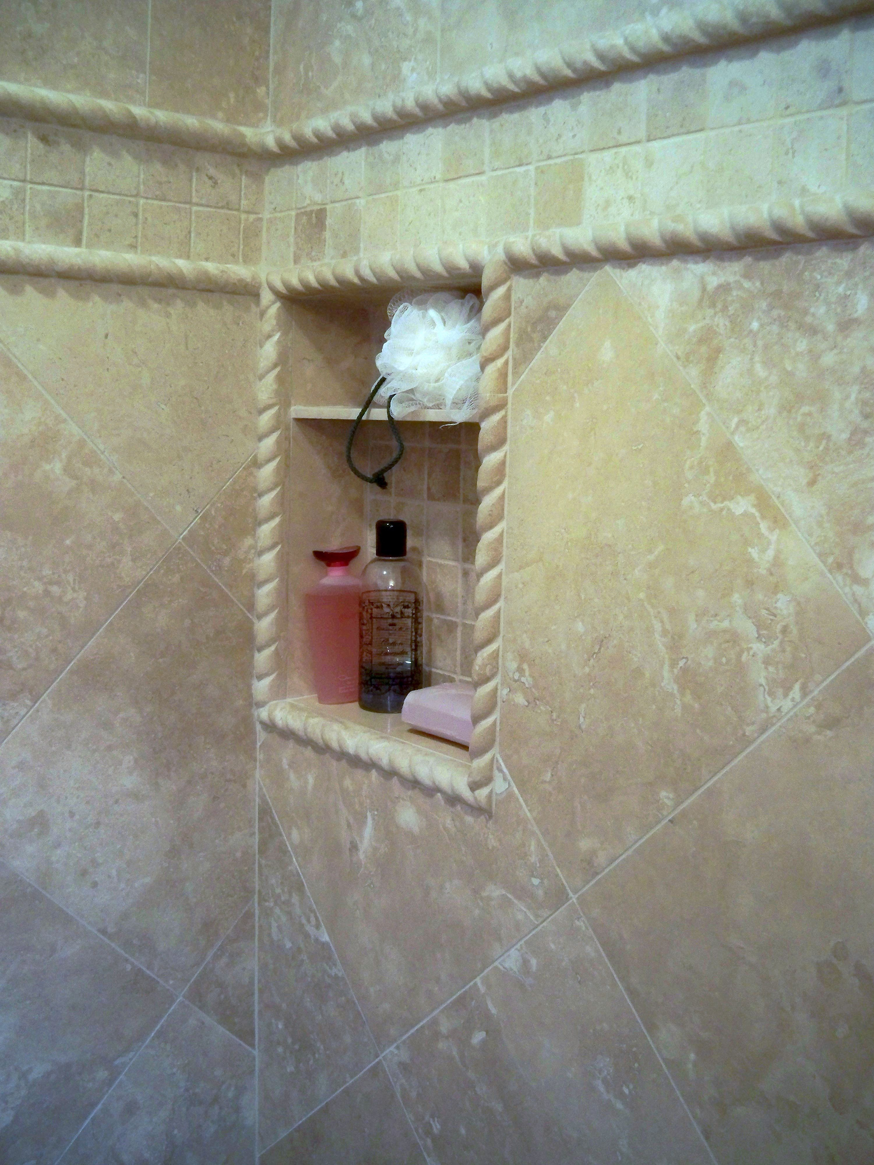 12 marble with rope trim jtholroyd