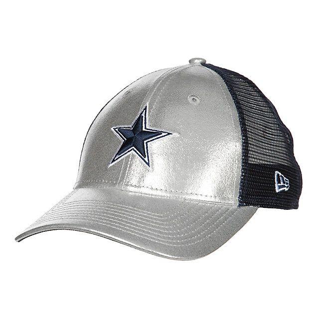 Dallas Cowboys New Era Glam Team 9Forty Cap  0e05d7340