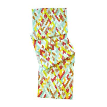 Lattice Table Runner now featured on Fab. $40.  I LOVE THIS!  This would be awesome and unexpected in the new dining room! -Leah
