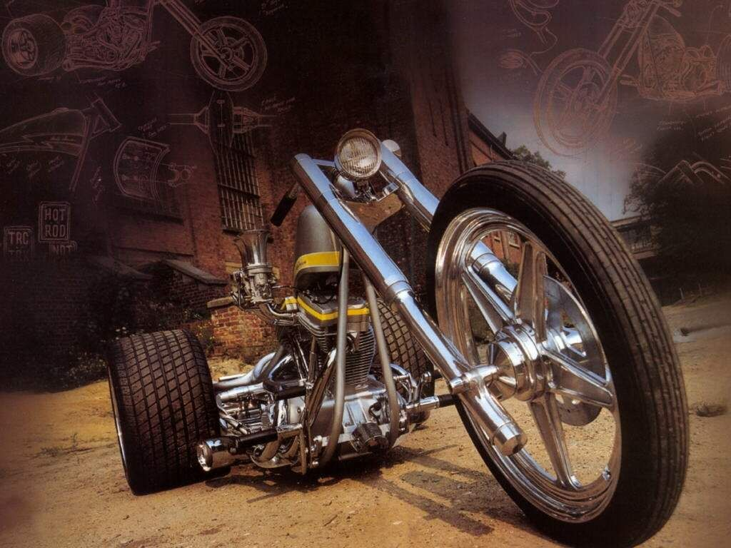 3d Hd Moving Harley Davidson Custom Choppers Trikes Dyna Fuse Box Cover Wallpaper