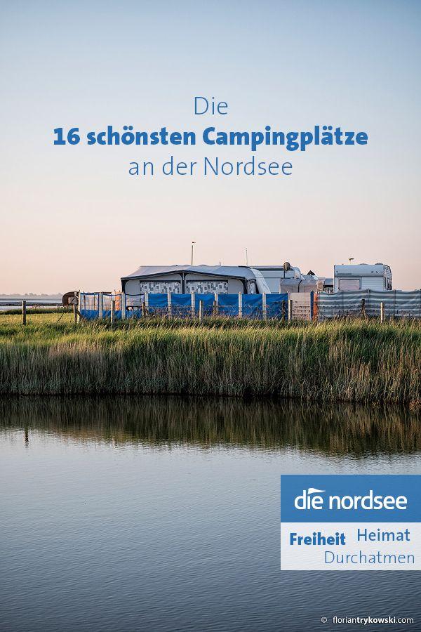 Photo of Die 16 schönsten Campingplätze an der Nordsee findest du bei uns. Egal ob mit …