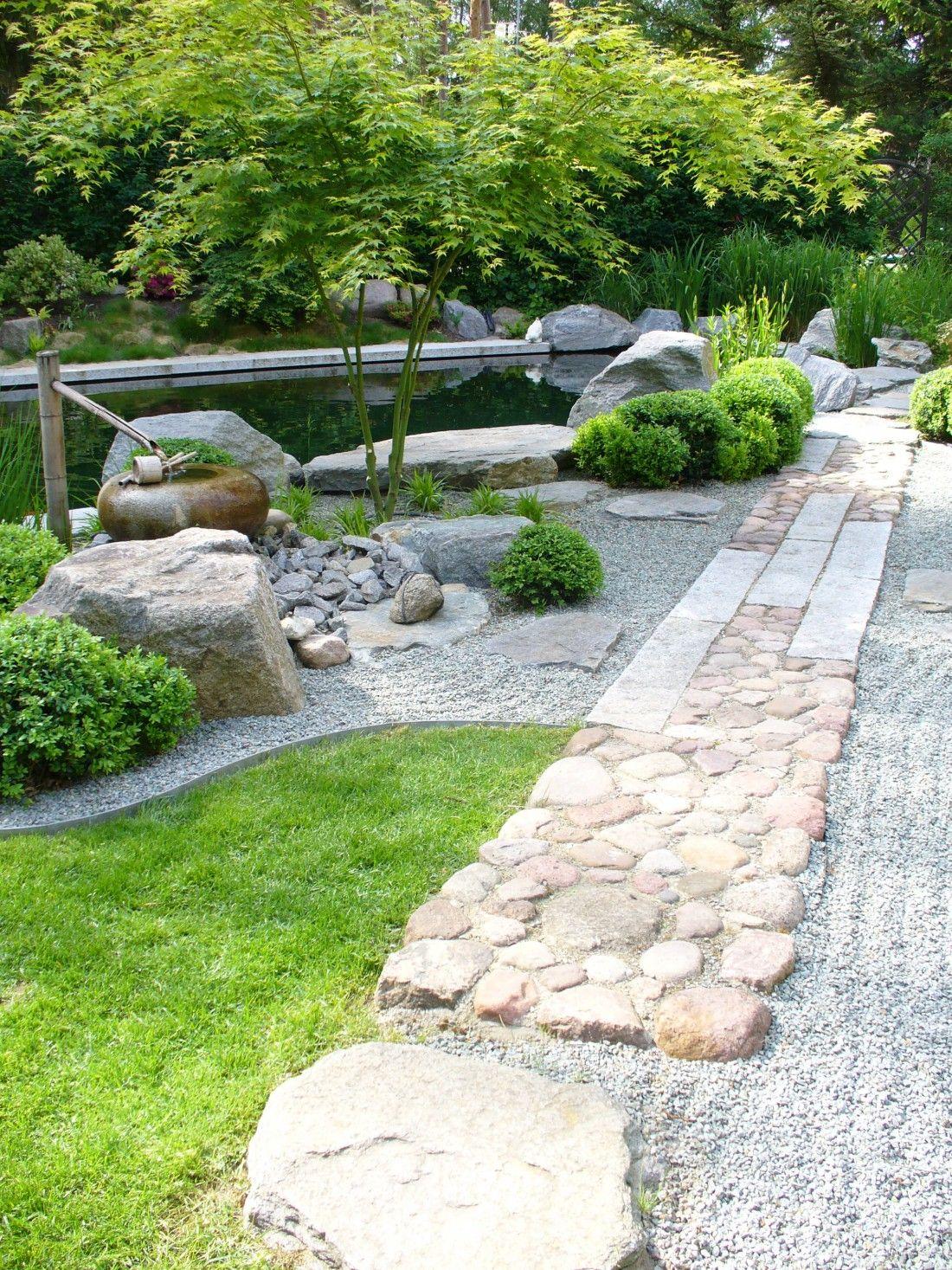 Gartengestaltung Ideen Bilder Steingarten Gartenplanung Beispiele Kostenlos Gartengestaltung  ~ 03104329_Gartengestaltung Ideen Kostenlos
