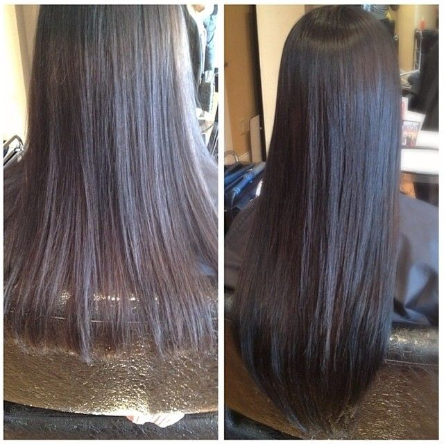 Hair extensions arent just for short or thin hair even hair extensions arent just for short or thin hair even clients with long hair want to go longer fuller pmusecretfo Image collections