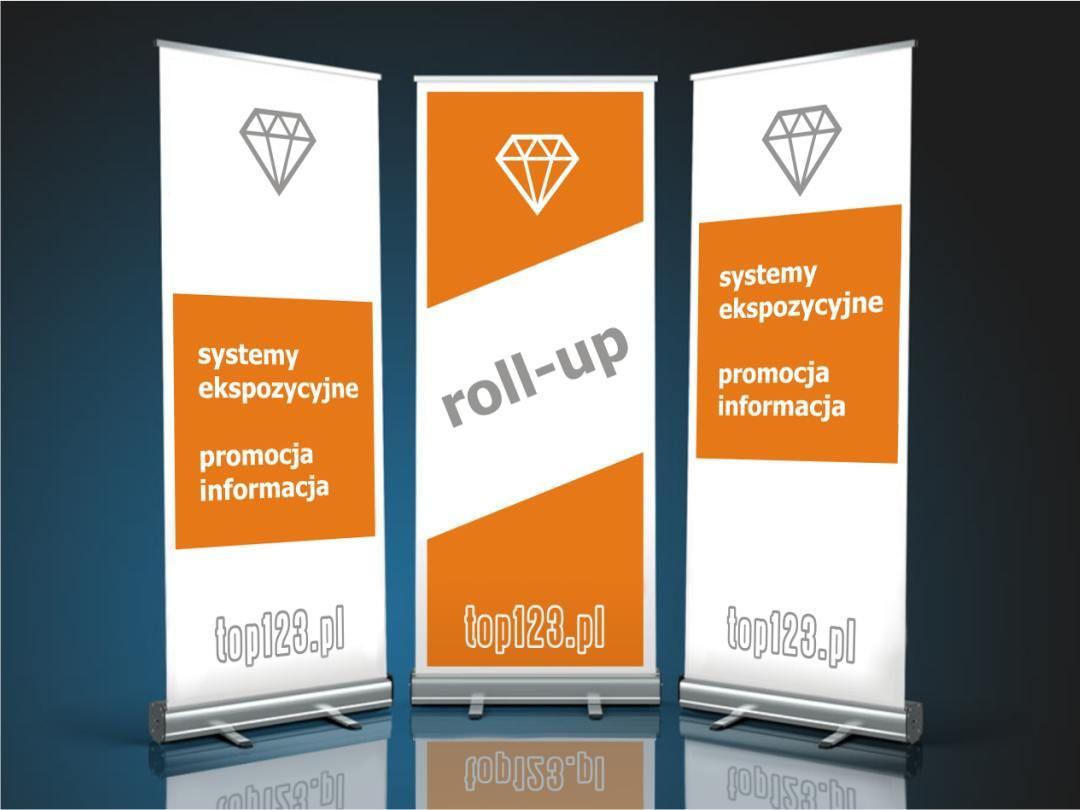 Systemy Wystawiennicze Rollupy Ramki Minsk Mazowiecki Reklamy
