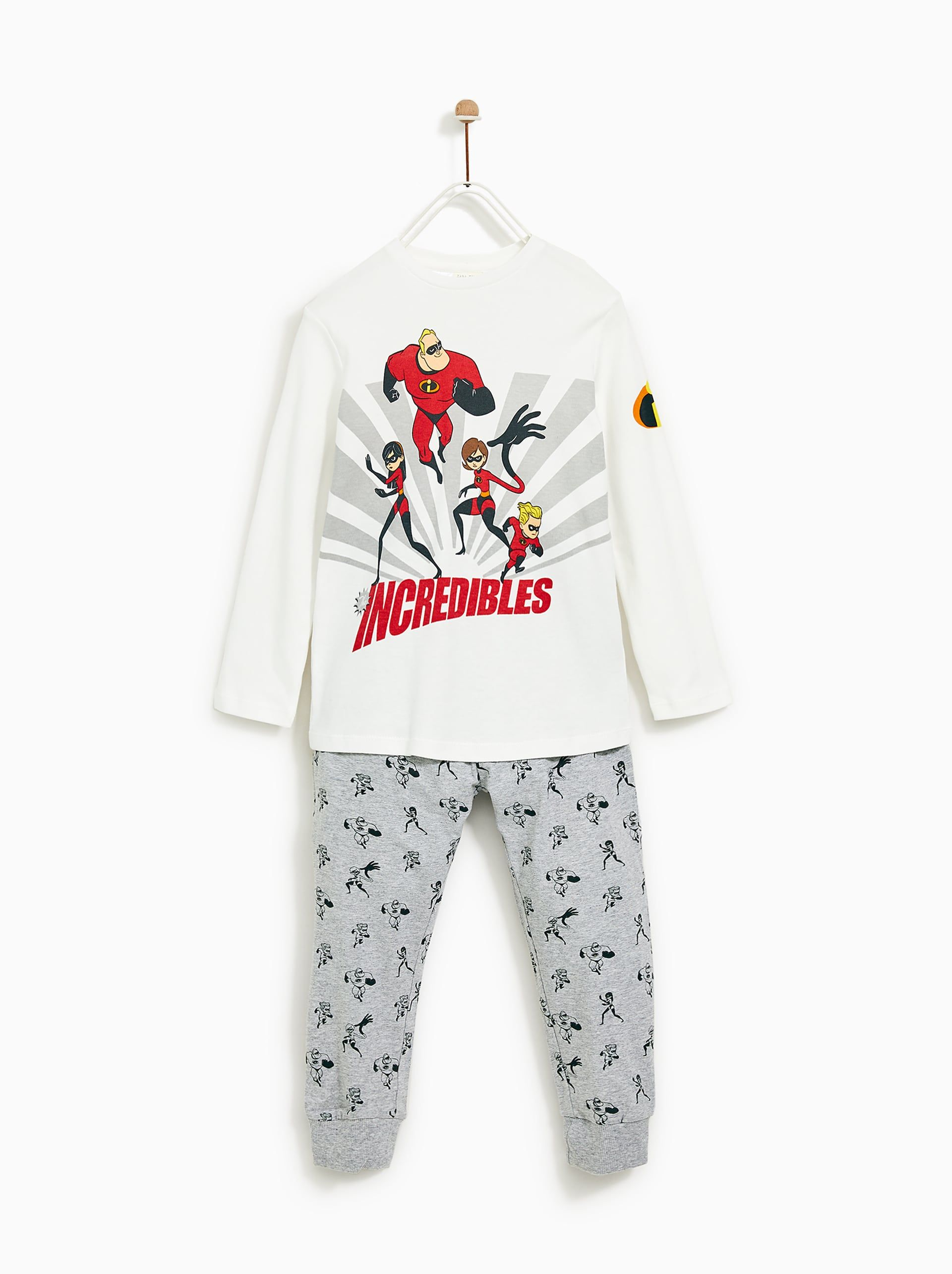 3c4fb51f61ee Image 1 of  THE INCREDIBLES  PYJAMAS from Zara