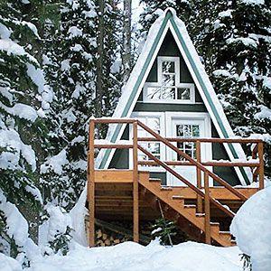 37 Best Cabin Getaways | Scottish Lakes High Camp, Leavenworth, WA | Sunset.