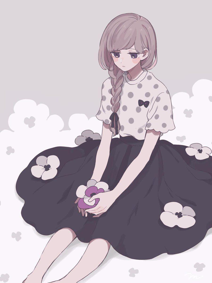 Maco On Twitter Anime Art Girl Anime Art Cute Art