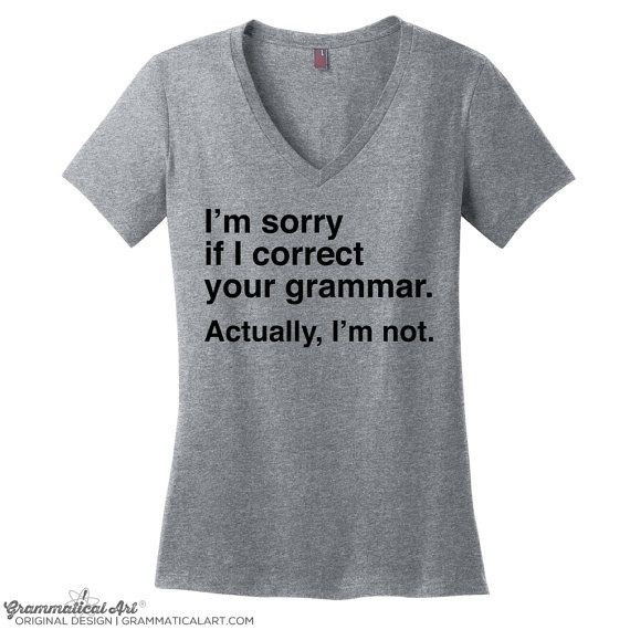 Mad Over Shirts Misuse of Literally Drives Me Figuratively Insane Grammar Police Unisex Premium Tank Top