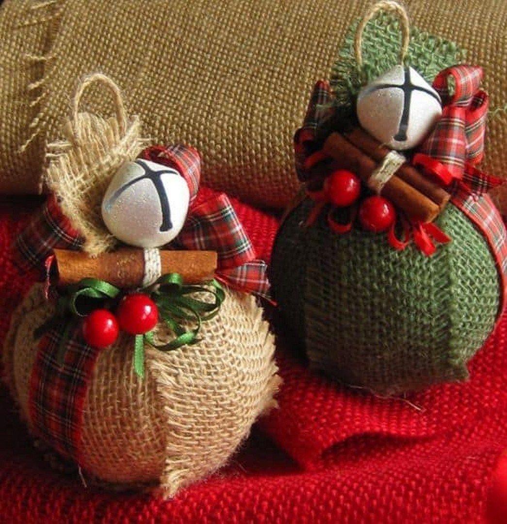 41 Diy Christmas Decorations: 41 Breathtakingly Rustic Homemade Christmas Decorations (9
