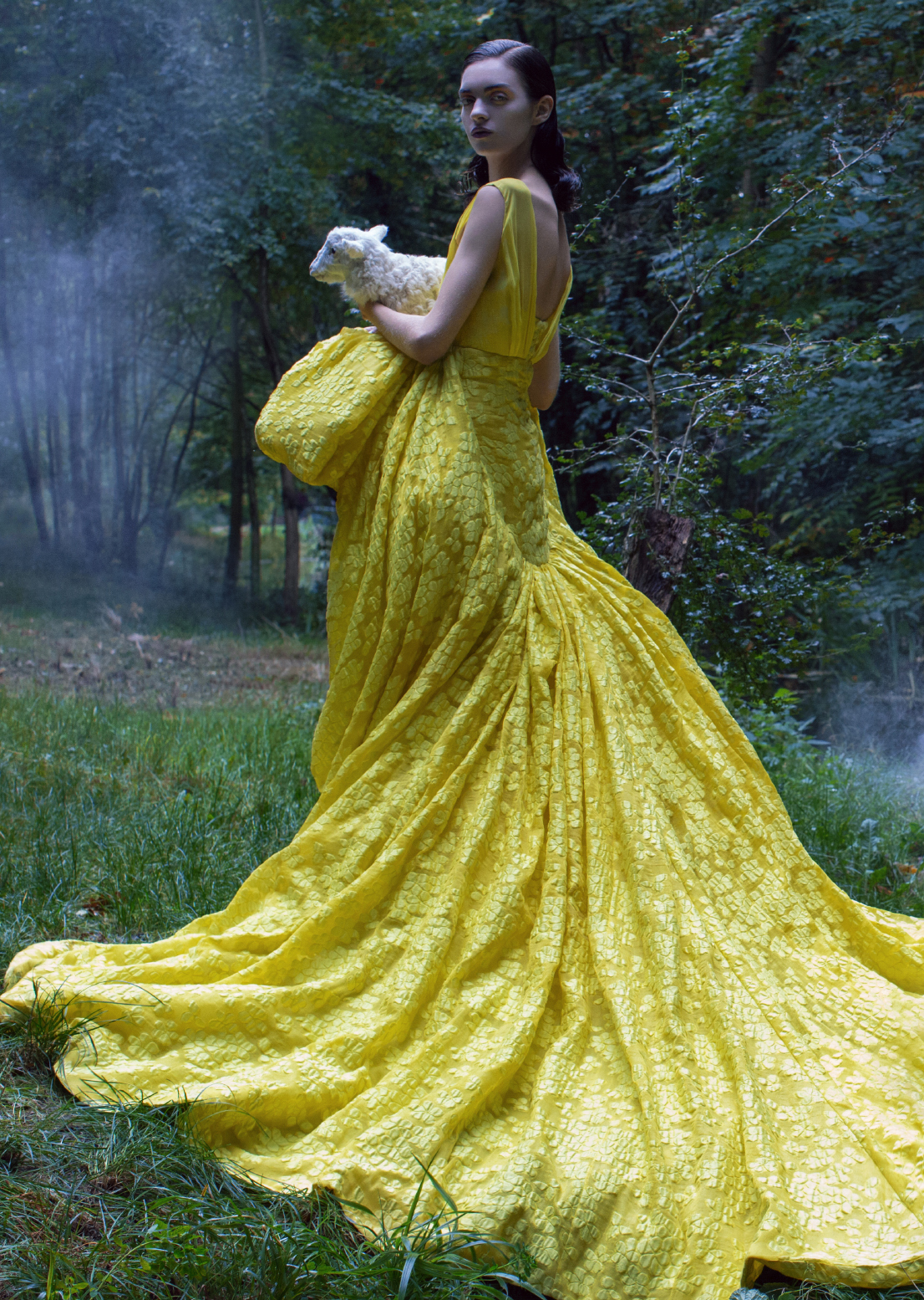 ♥ Romance of the Maiden ♥ couture gowns worthy of a fairytale - Harper's Bazaar China