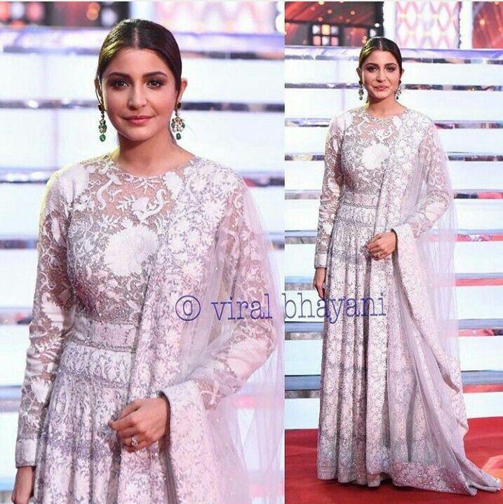 Anushka at Umang award ceremony... First after marriage | Anarkali ...