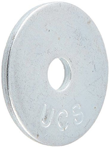 The Hillman Group 290001 Fender Zinc Washers 1 8 Inch X 3 4 Inch 100 Pack Washer Zinc Plating Dryers For Sale