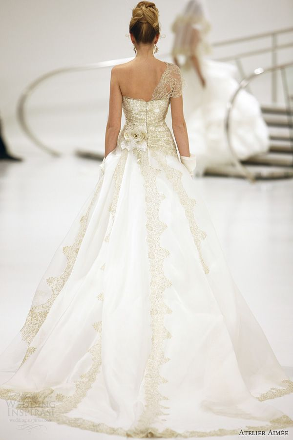 Atelier Aimée Bridal 2014 Pre-Collection | I thee wed. | Pinterest ...
