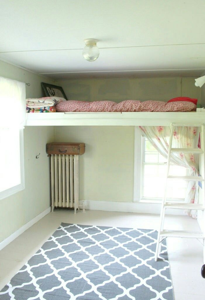 Best Built In Loft Bed For Small Spaces Beds For Small Spaces 400 x 300