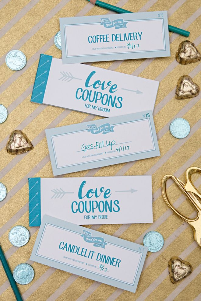 You Have To See These Adorable Diy Love Coupon Booklets Pinterest