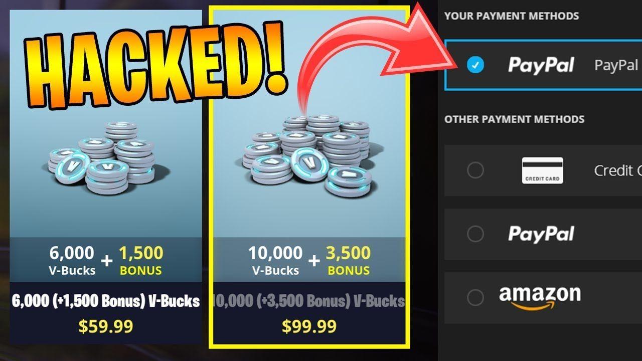 Working how to get free vbucks glitch in fortnite