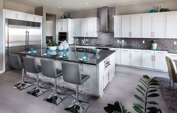 Coral New Home Plan in Summerlin: Delano by Lennar