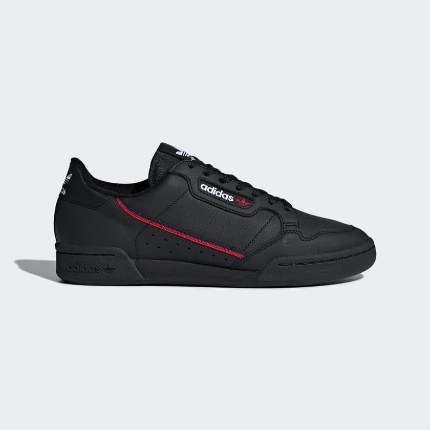 sports shoes c9962 aa8da Continental 80 Shoes Black B41672