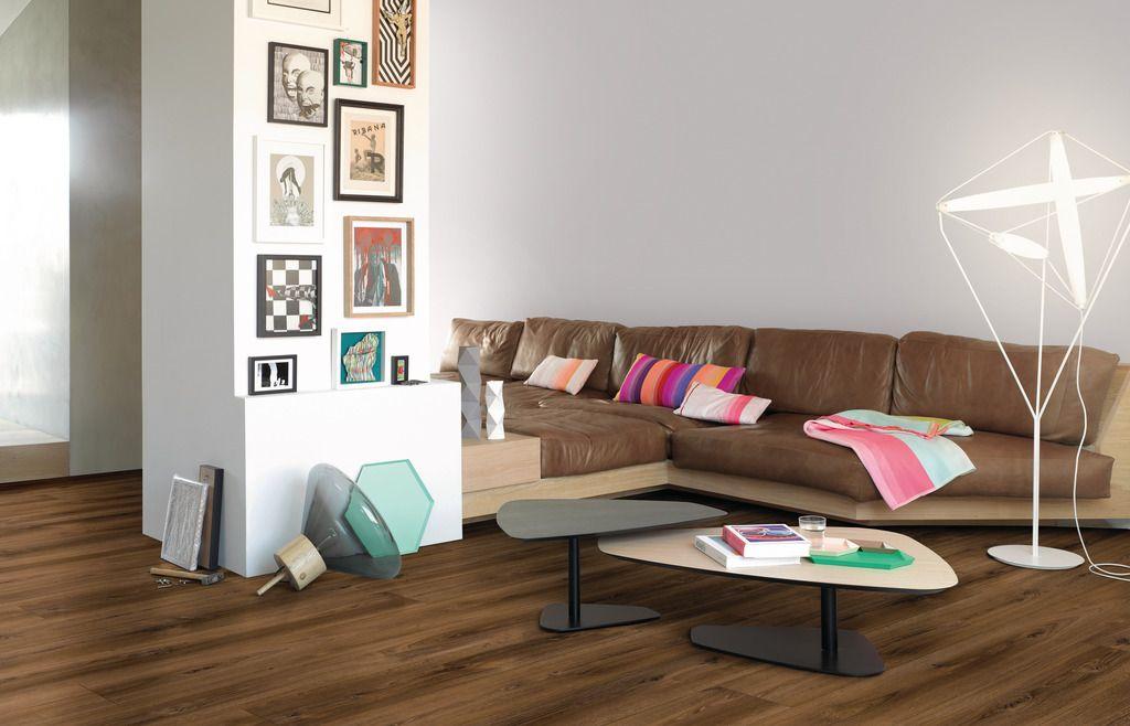 Wohnzimmer Laminat ~ Dunkler laminatboden: parador laminat aus der basic kollektion in