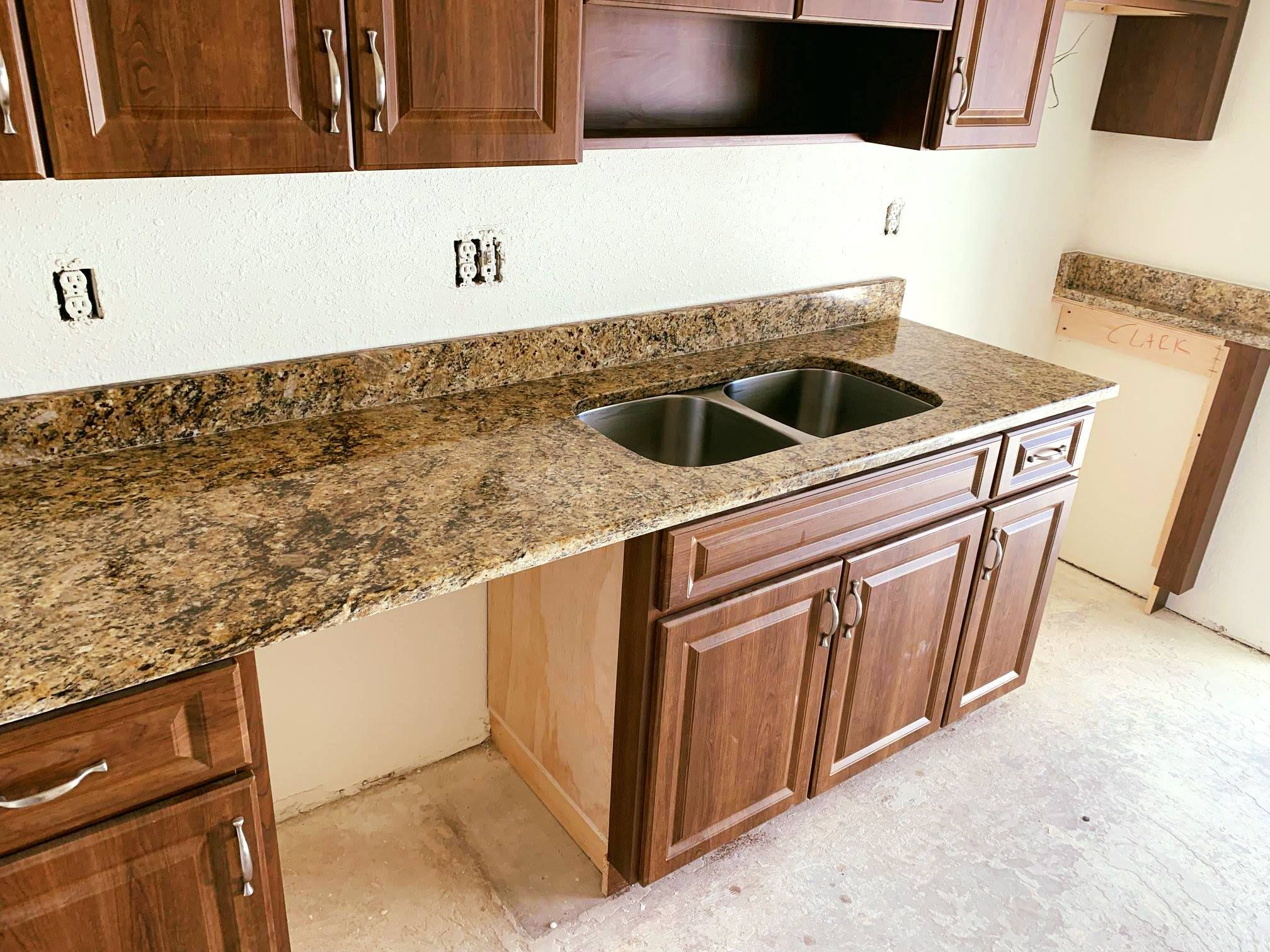 Amazingly Beautiful New Venetian Gold Color Granite Used For