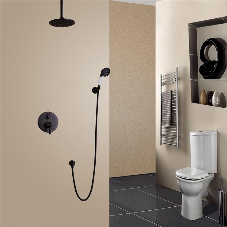 埋込形シャワー水栓 レインシャワーシステム バス水栓 ヘッドシャワー