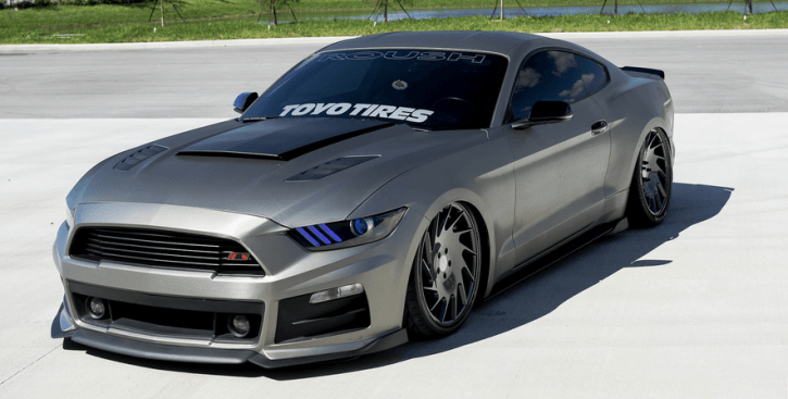 sick custom job on 2015 ford mustang gt - Sports Cars 2015 Mustang