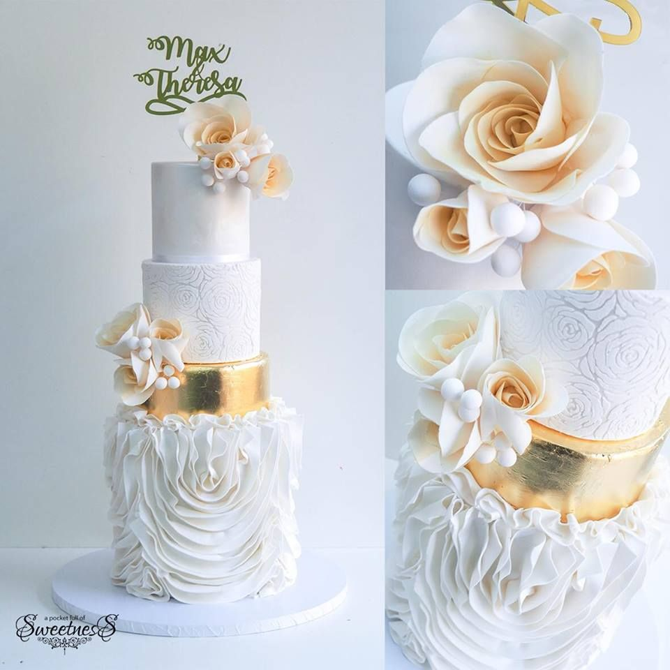 Pin by Maya Bassan on Cakes - Elegant | Pinterest | Cake, Wedding ...