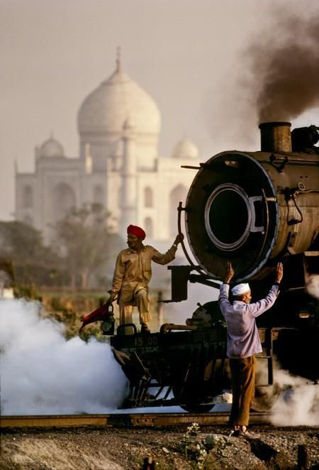 Taj Mehal, India.