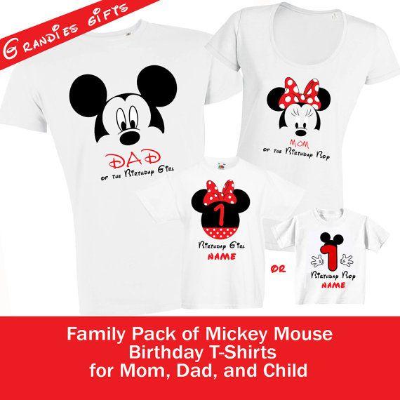 3 º 2 º 1 º Mickey Mouse personalizado por ToniKaramanoff en Etsy