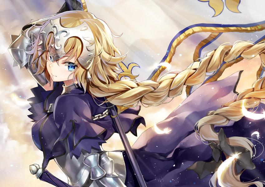 Jeanne D'Arc Fate Grand Order Fate/series Zero