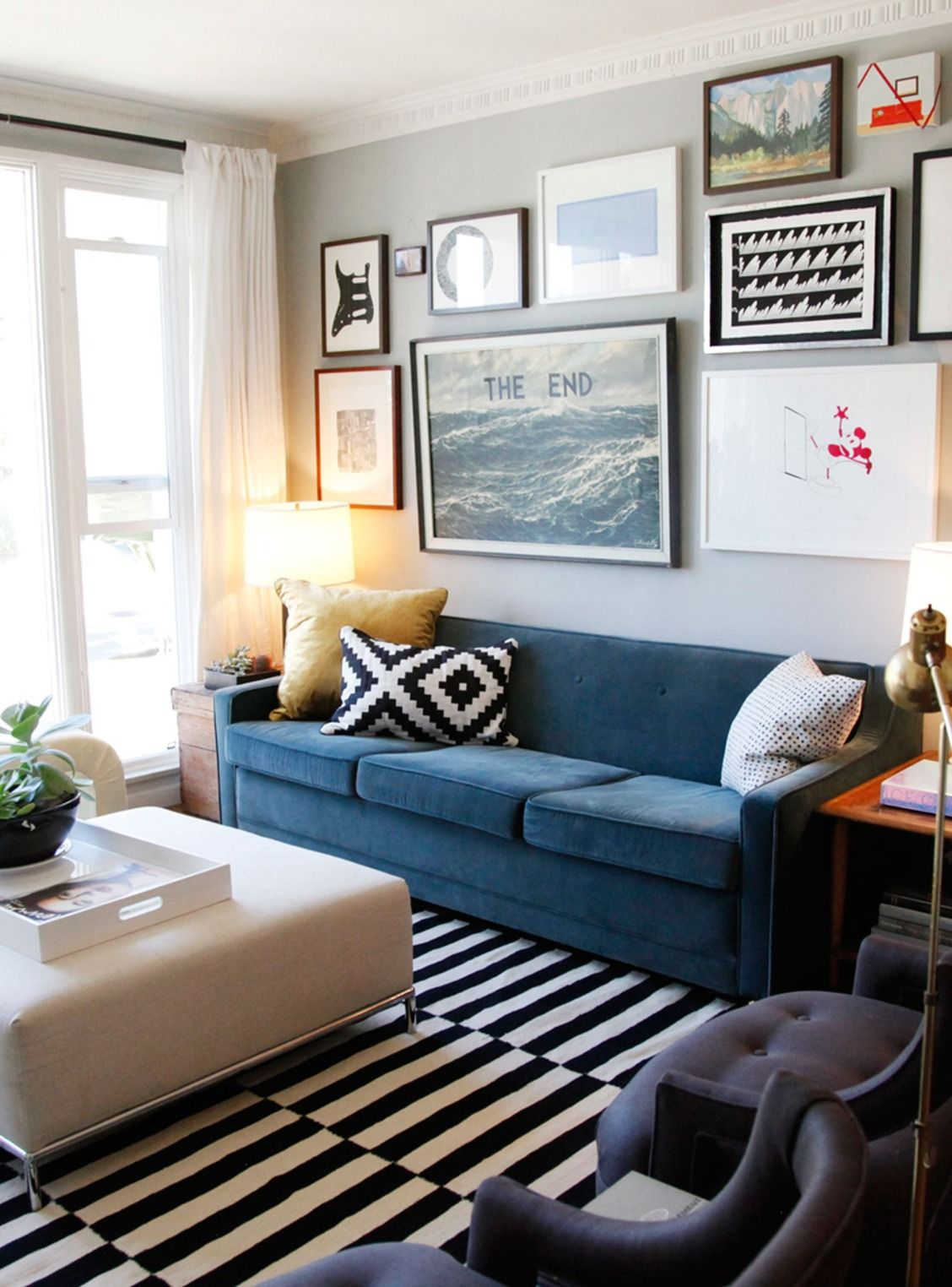 These home decor sites are too good sala de estar - Decoraciones de interiores de casas ...