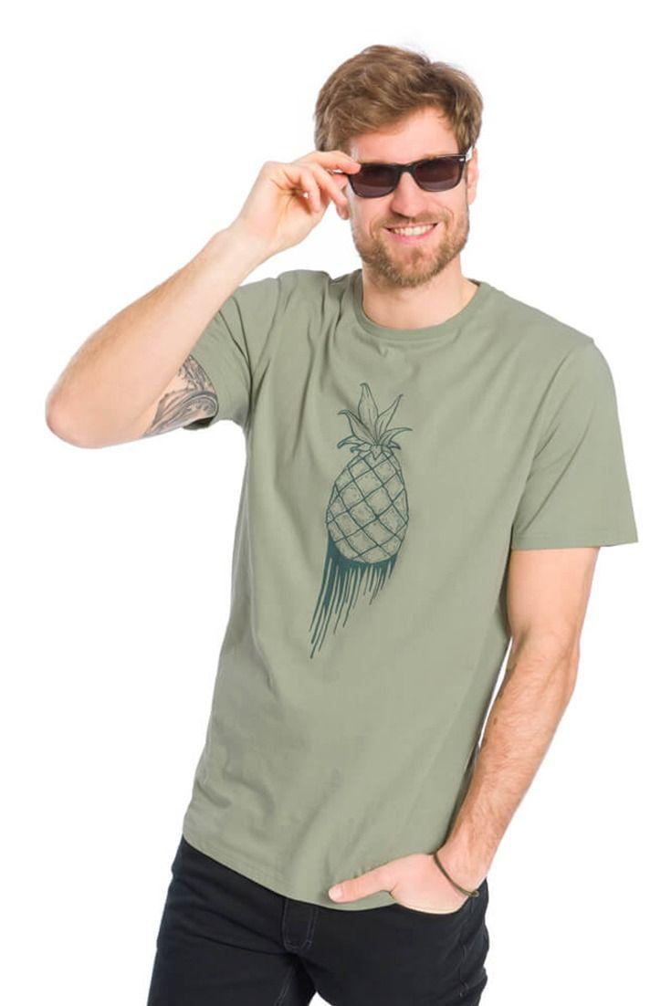 Bloodypineapple T-Shirt Olive   Hemd, Nachhaltige kleidung ...