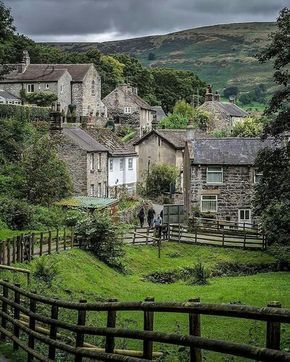 Castleton, Devon, England #countryside #cotswolds #england #cottage #scotland #ireland
