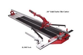 34 In Ishii Turbo Tile Cutter Tile Cutter Cutter Turbo