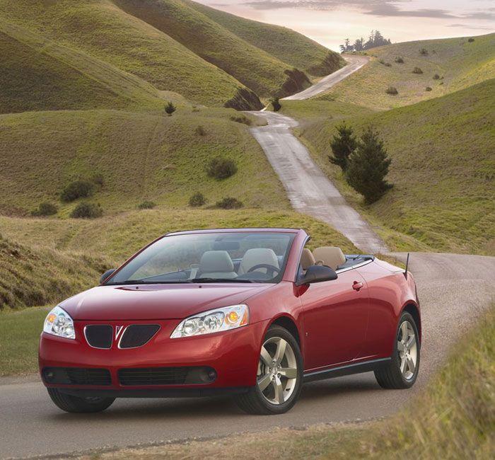 2007 Pontiac G6 Gt Convertible Review At Auto Recap