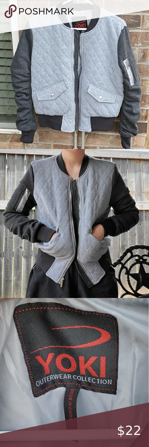 Yoki Outerwear Collection Jacket Black Leather Bomber Jacket Girls Winter Jackets Girls Peacoat [ 1740 x 580 Pixel ]