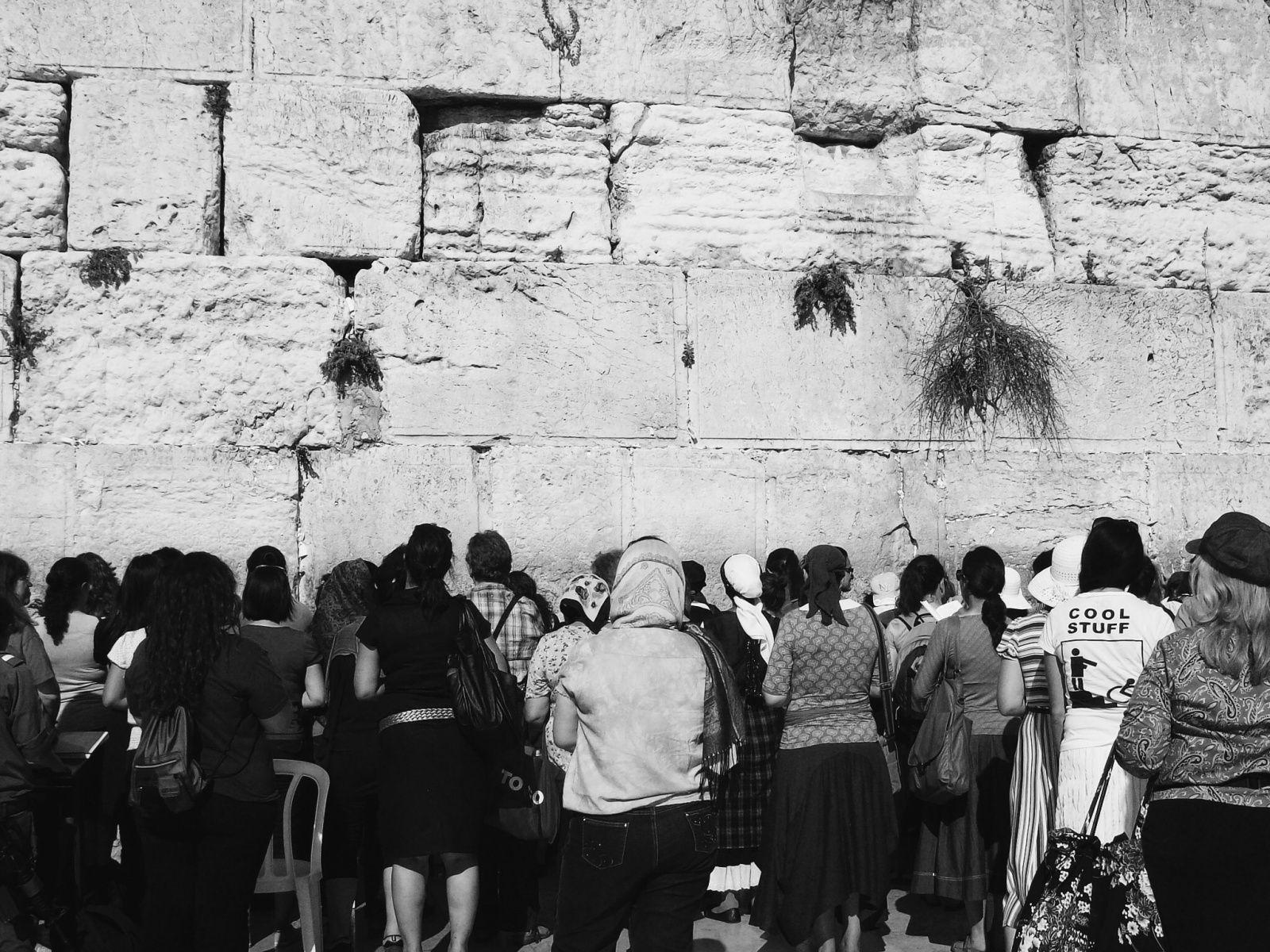 Western Prayer Wall, Jerusalem. See more of rhemagabriela's VSCO