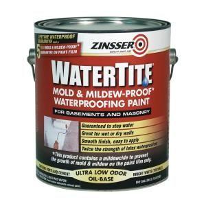 Mobile Waterproof Paint Mold And Mildew Waterproofing Basement