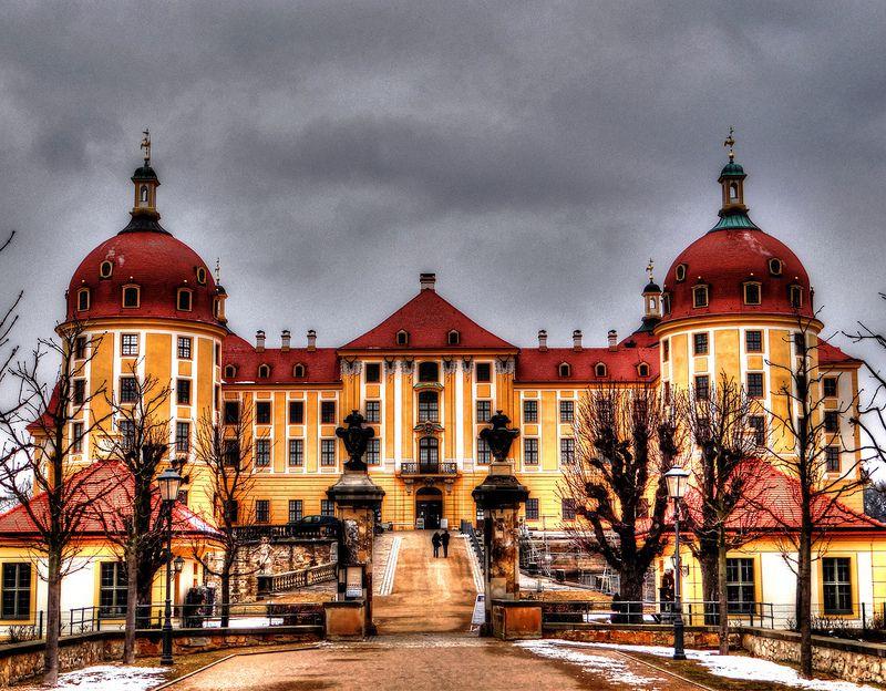 Schloss Moritzburg Germany Beautiful Castles Castle Pictures Castles To Visit