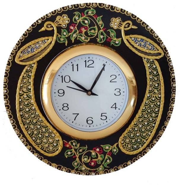 You Can Buy A Huge Collections Of Indian Traditional Wall Clocks