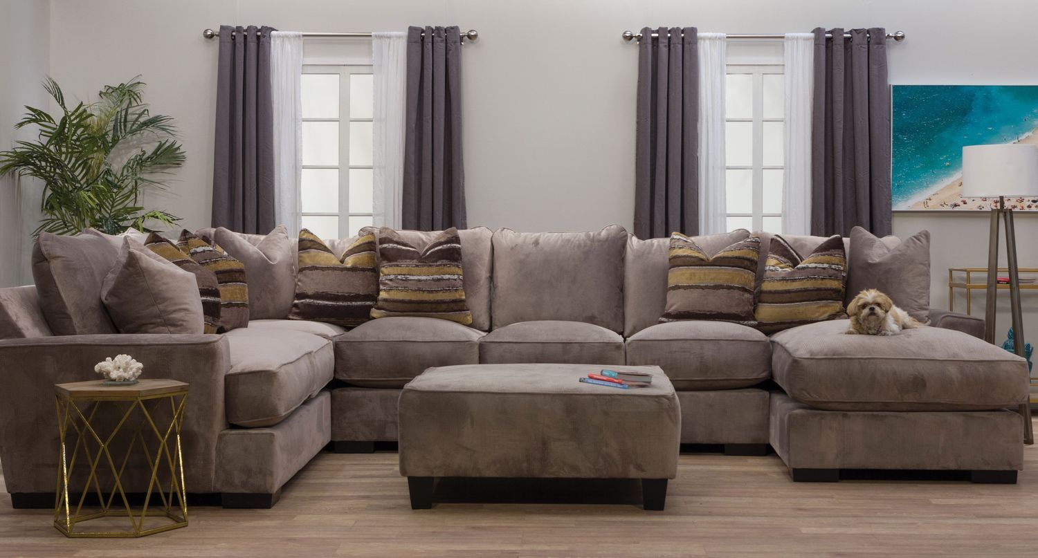Best The Serendipity Sectional Sofa Offers Both Contemporary 400 x 300
