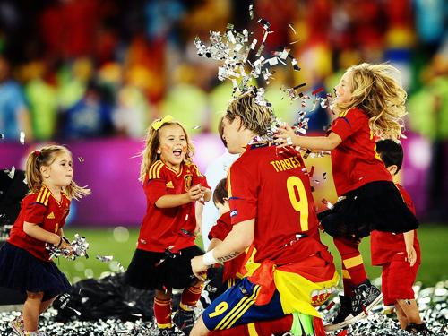Torres! #EURO2012 #FCB #Barca #FCBarcelona #Spain Euro 2012