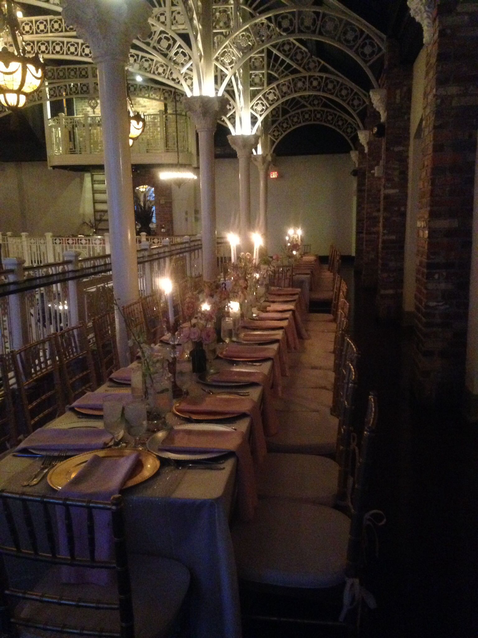 Upstairs Dining | Live Events | Pinterest | Wedding venues, Wedding ...