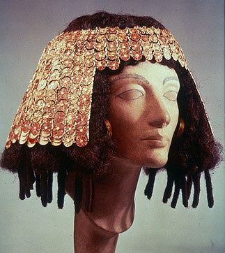 Ancient Egyptian Hairstyle Egyptian Hairstyles Ancient Egypt Ancient Egyptian Jewelry