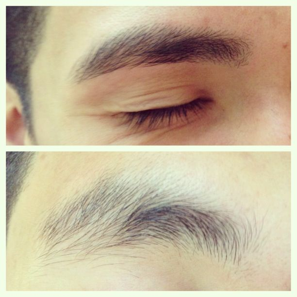 Eyebrow Threading After Before Eyebrow Expertise Pinterest