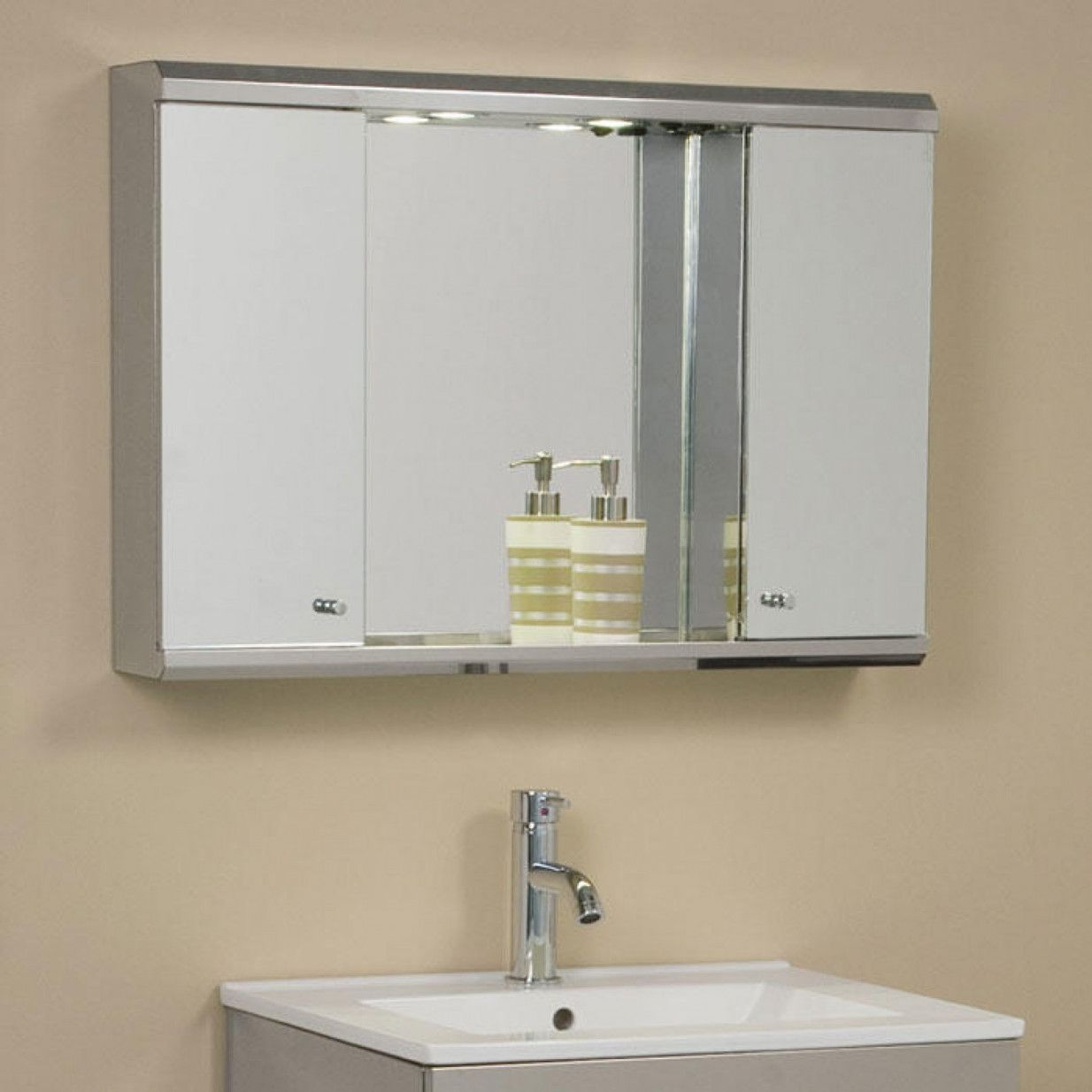 50 Horizontal Bathroom Medicine Cabinets Best Paint For Interior Walls Check More At Http