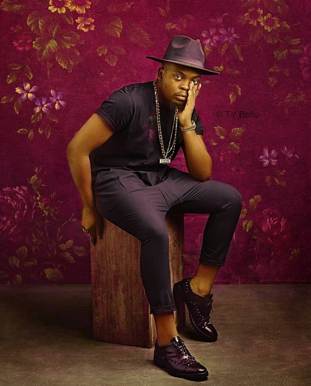 Olamide for THISDAY STYLE Afro life Andro living  @tybello
