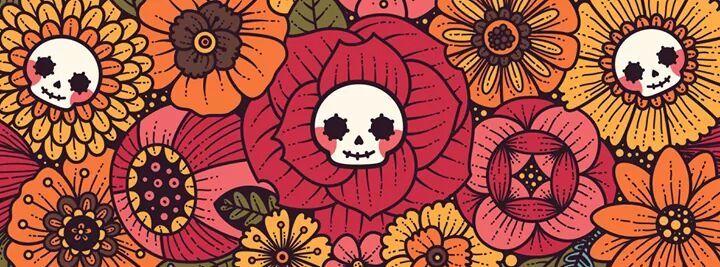Dia De Muertos, Fondos De