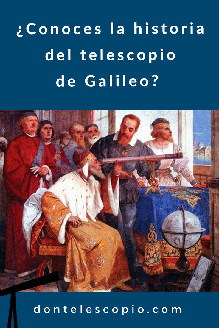 Las Noticias Sobre Este Nuevo Invento Corrieron Como La Espuma Por Toda Europa En Abril De 1609 Podías Astronomia Para Niños Telescopio Telescopio Para Niños